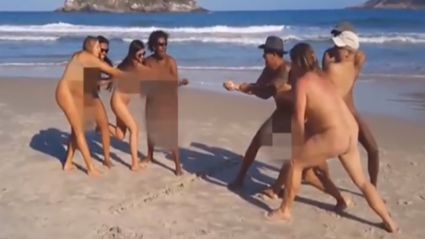 Next Up For Rio - The Naked Olympics