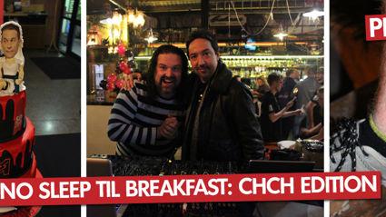 No Sleep 'Til Breakfast: CHCH Edition - The Photos!