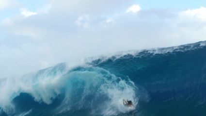 Crash Of The Day: Swell - Kelia Moniz