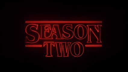 Netflix Releases Juicy Info On Season Two Of  'Stranger Things'