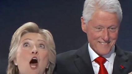 A Bad Lip Reading Of The 2016 Democratic National Convention