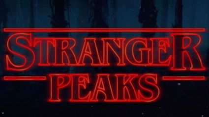 'Stranger Things' & 'Twin Peaks' Theme Song Mash-Up