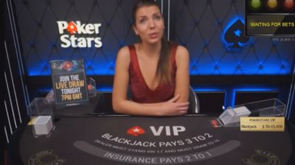 Guy Pranks Blackjack Dealers Into Talking About His Downstairs Operation
