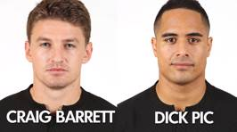 The ACC's Official All Blacks Team Nick Names For The ABs Vs Argentina Test
