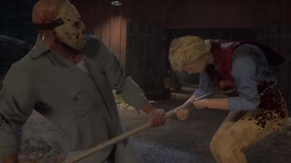 The New Friday The 13th Game Features Uber Violent Deaths