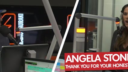 Angela Stone - Thank You For Your Honesty