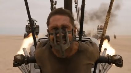'Mad Max: Fury Road' Without Special Effects Is Still AWESOME!