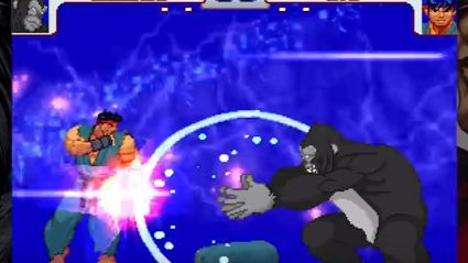 Watch The Trailer For 'Harambe Vs Capcom'