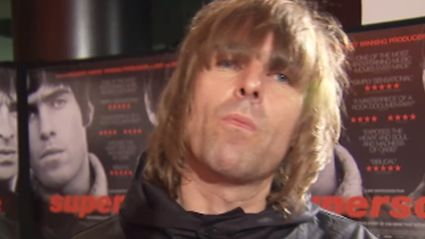 Liam Gallagher Discusses A Oasis Reunion And His Brother Noel