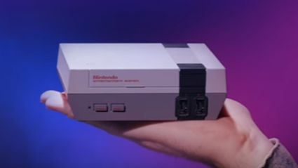 More Details On The NES Classic Edition Released