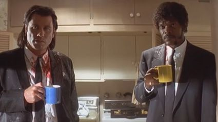 Here's Every Mother F*cking Swear Word In 'Pulp Fiction' In Under 2 Minutes