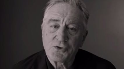 Robert De Niro Rips Donald Trump A New One