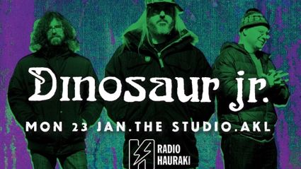 Win Tickets To See Dinosaur Jr. Live!