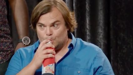 Watch Jack Black Take An Electroshock Lie Detector Test On The Eric Andre Show