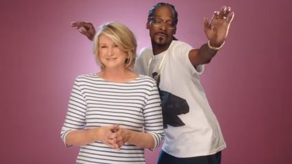 Watch The First Trailer For Martha Stewart & Snoop Dogg's TV Show