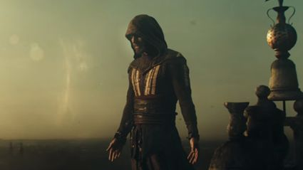 Watch The New Trailer For The 'Assassin's Creed' Movie