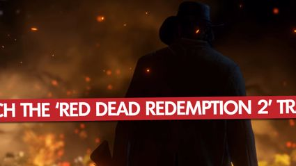 Watch The 'Red Dead Redemption 2' Trailer