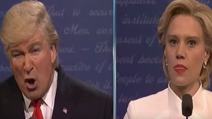 Alec Baldwin Puts Another Nail In The Trump Coffin On SNL