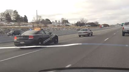 """Watch This Car Chase Perfectly Timed With Beastie Boys' """"Sabotage"""""""
