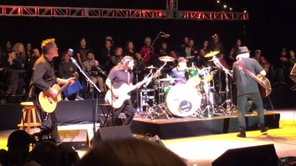 Watch Metallica Jam With Neil Young