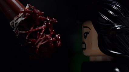 Lego Animation Of The Big Deaths On 'The Walking Dead'