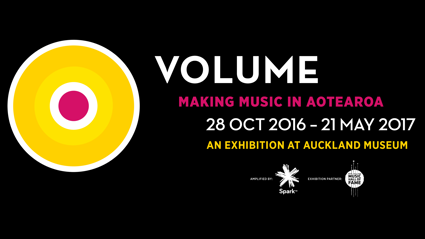 Visit Auckland Museums Volume: Making Music In Aotearoa Exhibition!