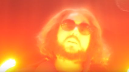 """Watch Jim James' New Video For """"Same Old Lie"""""""
