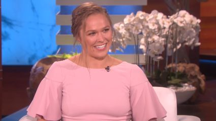 Ronda Rousey Confirms Her Fighting Career Is Coming To An End