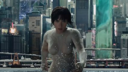 New 'Ghost In The Shell' Trailer