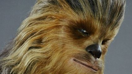 Chewbacca Speaking English Is Weird