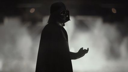 Watch The New Rouge One: Star Wars Trailer