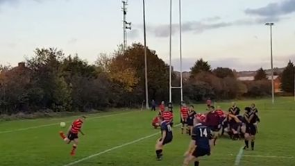 Is This The Greatest Try Ever Scored?