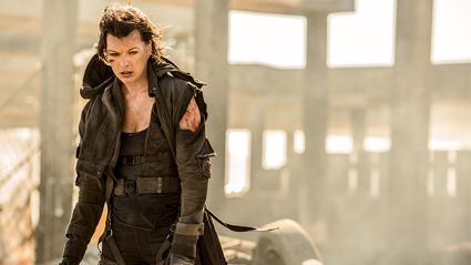 Hauraki Recommends 'Resident Evil: The Final Chapter'