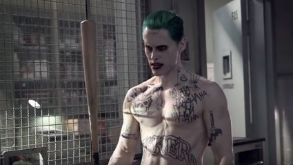 Here's the all deleted Joker scenes form 'Suicide Squad'