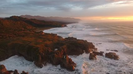 Unbelievable Drone footage the South Island