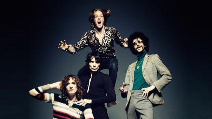 The Darkness announce first NZ tour with reformed Push Push