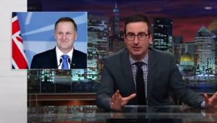 Watch John Oliver's best rants about John Key