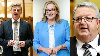 Hauraki Breakfast - Top 5 Sexiest PM Contenders