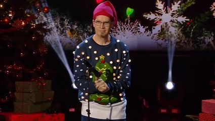 The Finland's Got Talent champion won by making hand farts