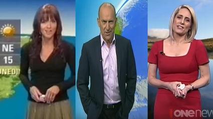 Hauraki Breakfast - Top 5 Sexiest NZ Weather Presenters