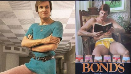 These Men's fashion ads from the 70s are glorious!