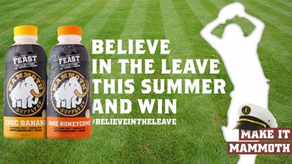 Believe In The Leave this Summer and win!
