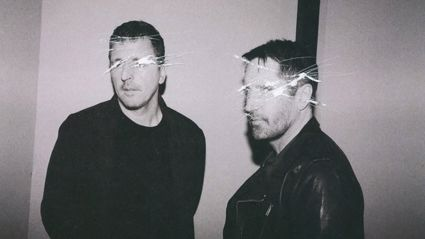"Listen to the brand new Nine Inch Nails song ""Burning Bright (Field On Fire)"""