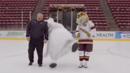 Minnesota Hockey help create the funniest commercial of 2017!