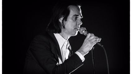 Photos of Nick Cave & The Bad Seeds live in Wellington