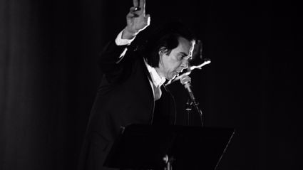 Photos of Nick Cave & The Bad Seeds live in Auckalnd