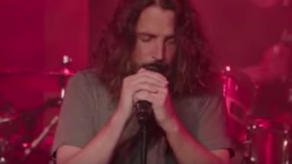 Watch Audioslave play their first gig in 12 years at the Anti-Inaugural Ball