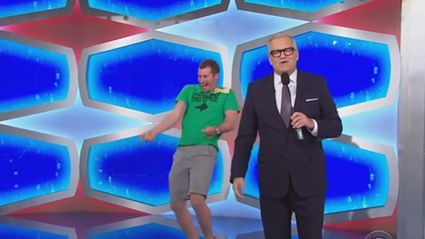 """Price Is Right contestant celebrates win with greatest """"white guy"""" dance ever"""