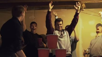 Enjoy 60 seconds of the most savage Beer Pong shots ever!
