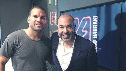 Matt Ward interviews Rick Hoffman from 'Suits'